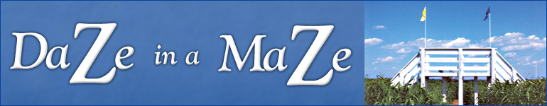 Daze in a Maze: Walkthrough Maze, Petting Zoo, Pumpkin Patch, Picnic, Play Areas, Enid, Covington, OK